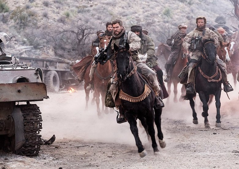 Download 12 Strong Hollywood full HD movie 2018