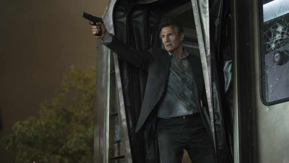 Download The Commuter Hollywood bluray movie 2018