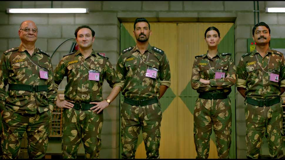 Download Parmanu The Story of Pokhran Bollywood full movie 2018