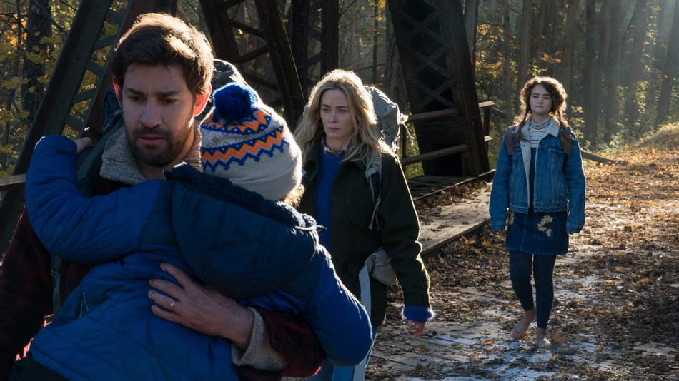 Download A Quiet Place Hollywood Bluray movie 2018