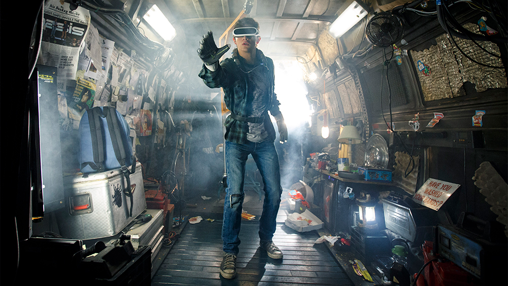 Download Ready Player One Hollywood Bluray movie 2018